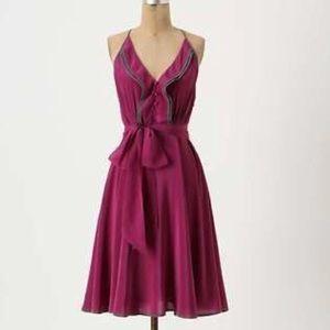 Girls from Savoy Gull silk dress